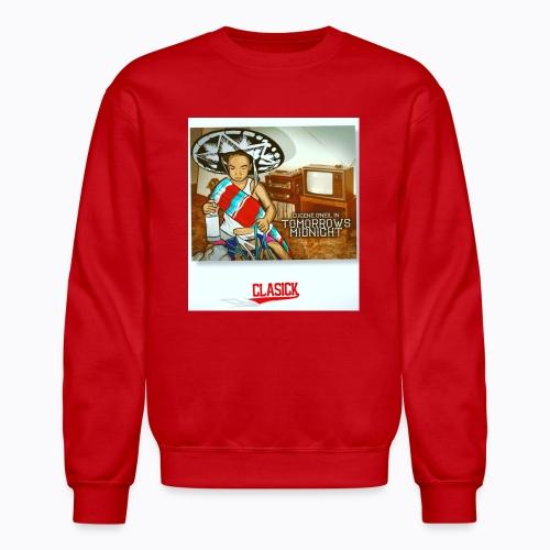 Eugene ONeil Tomorrows Midnight Album - Crewneck Sweatshirt