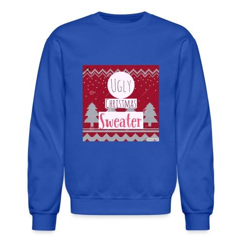 Ugly Christmas Sweater - Crewneck Sweatshirt