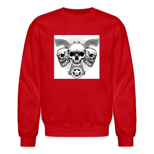 Skulls - Crewneck Sweatshirt