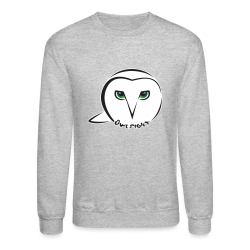 Owlsight - Crewneck Sweatshirt