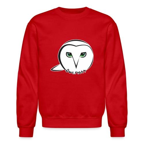 Owlsight - Crewneck Sweatshirt
