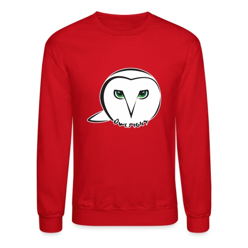 Owlsight - Unisex Crewneck Sweatshirt