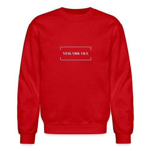 VENI VIDI VICI - Unisex Crewneck Sweatshirt