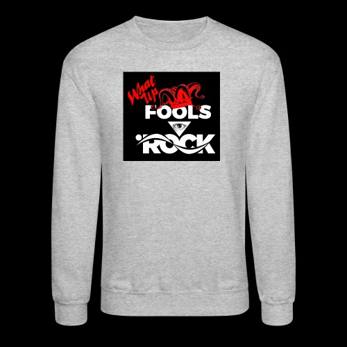 Fool design - Unisex Crewneck Sweatshirt
