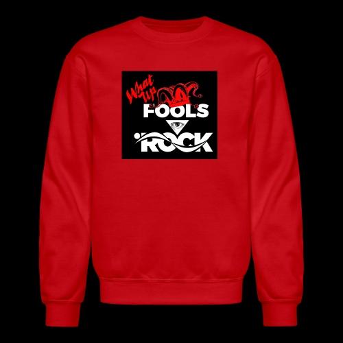 Fool design - Crewneck Sweatshirt