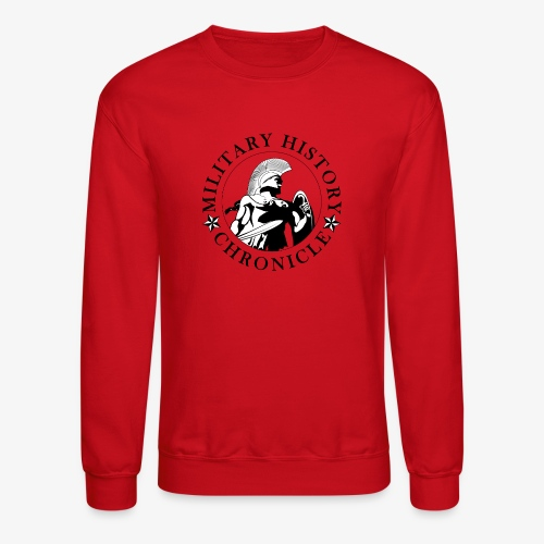 Military History Chronicle - Crewneck Sweatshirt