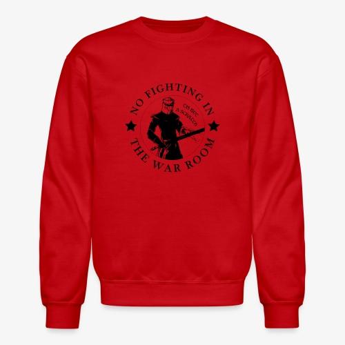 The Black Knight - Motto - Crewneck Sweatshirt