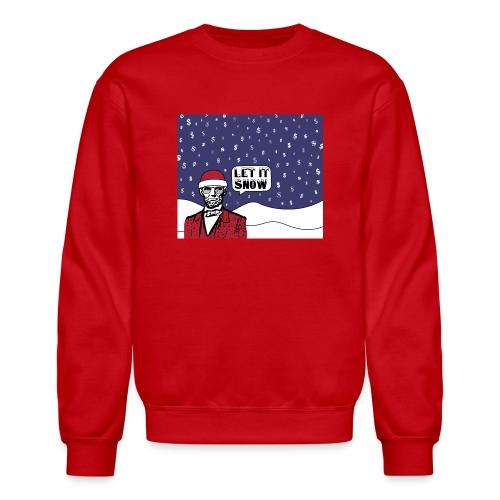 Let It Snow - Crewneck Sweatshirt