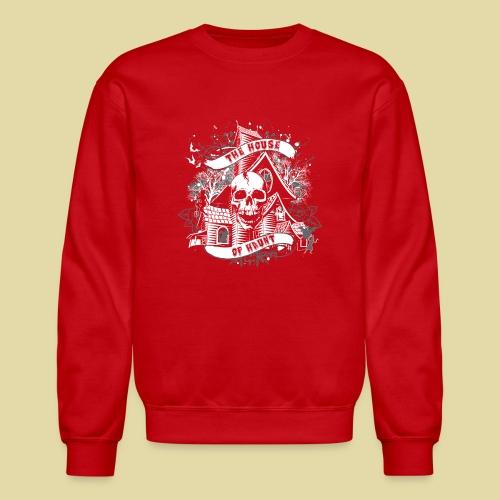 hoh_tshirt_skullhouse - Crewneck Sweatshirt