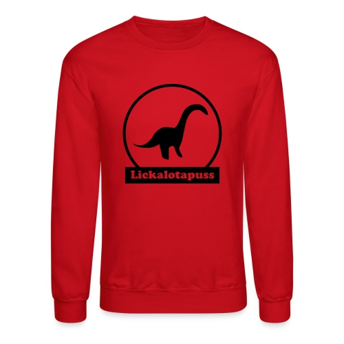 Lickalotapuss - Unisex Crewneck Sweatshirt