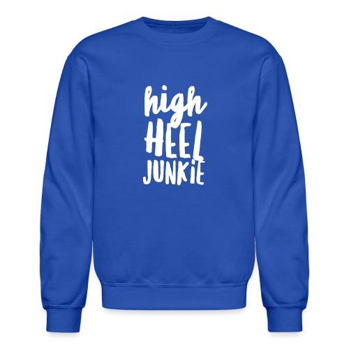 HHJ-White - Unisex Crewneck Sweatshirt