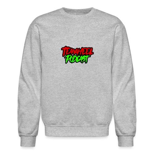 TEAMHEEL Podcast RedNGreen - Crewneck Sweatshirt