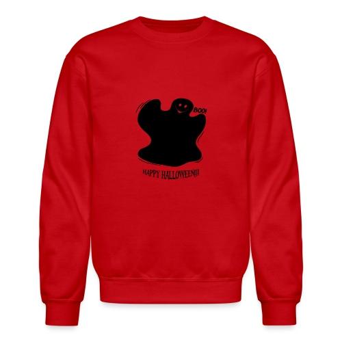 Boo! Ghost - Unisex Crewneck Sweatshirt