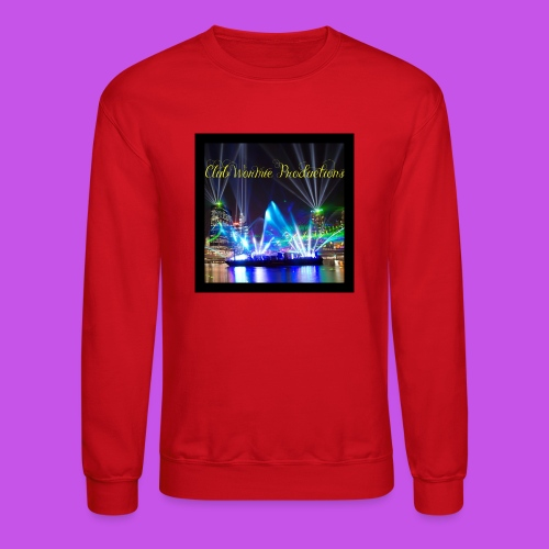Club Wormie Productions 3 - Crewneck Sweatshirt