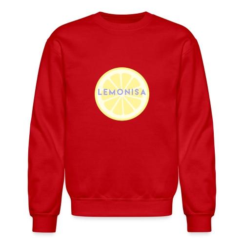 Lemonisa - Unisex Crewneck Sweatshirt