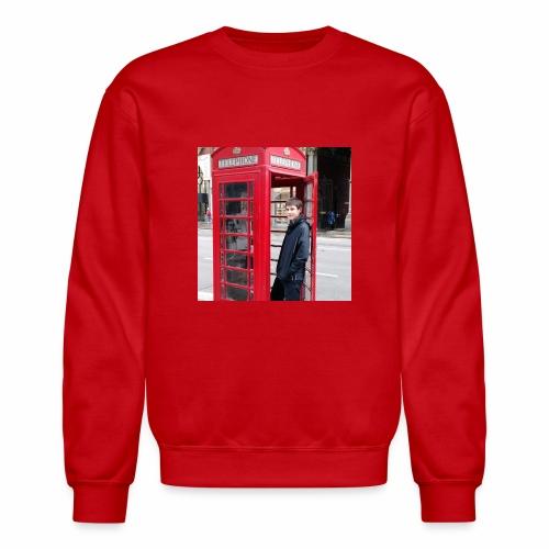 Sean in England - Crewneck Sweatshirt