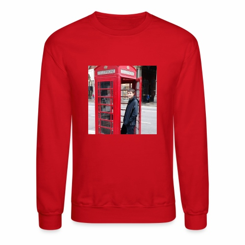 Sean in England - Unisex Crewneck Sweatshirt
