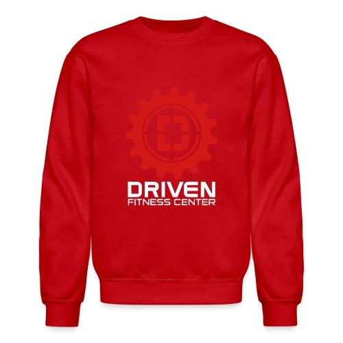 Stacked Logo - Crewneck Sweatshirt