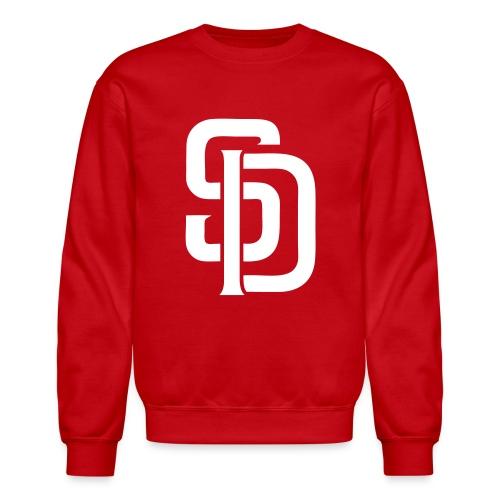 sid logo - Crewneck Sweatshirt