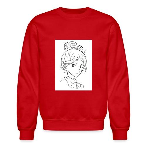 Girl - Unisex Crewneck Sweatshirt