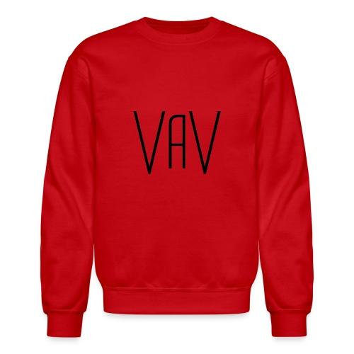 VaV.png - Unisex Crewneck Sweatshirt