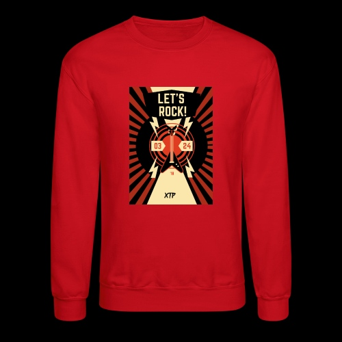 Rockin' - Crewneck Sweatshirt