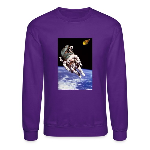 how dinos died - Crewneck Sweatshirt
