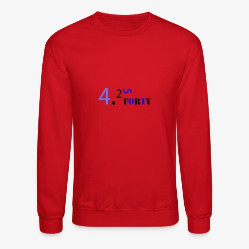Logo 2 - Crewneck Sweatshirt