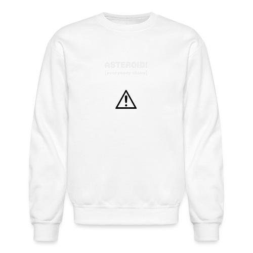 Spaceteam Asteroid! - Crewneck Sweatshirt