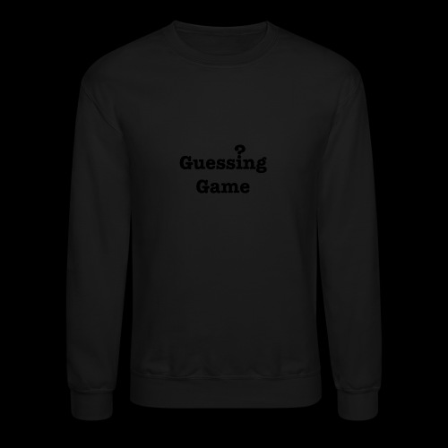 Question - Unisex Crewneck Sweatshirt