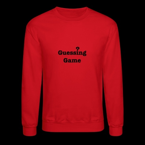 Question - Crewneck Sweatshirt