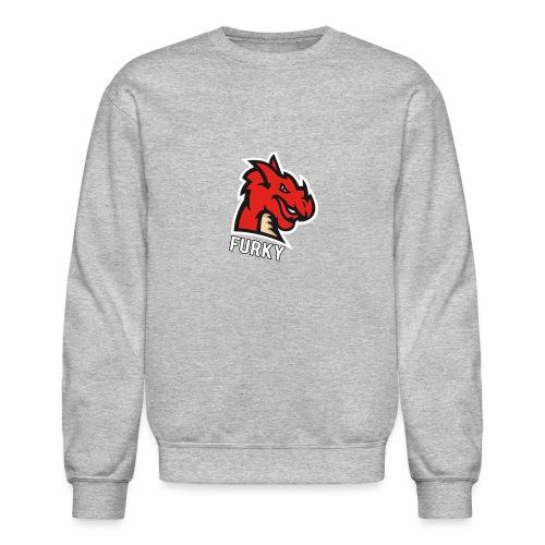 FurkyYT - Crewneck Sweatshirt