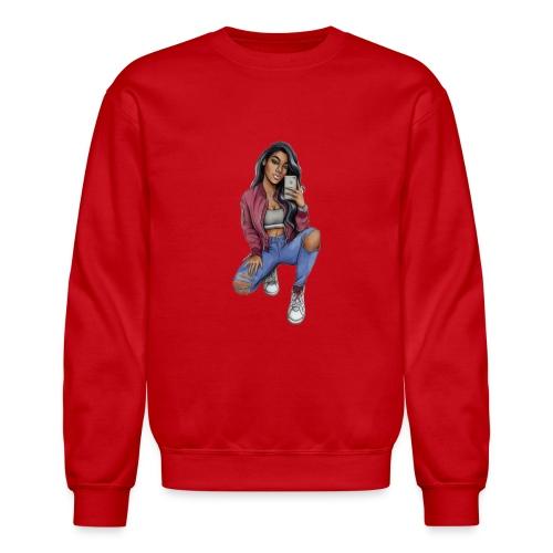 #Silhouette - Unisex Crewneck Sweatshirt