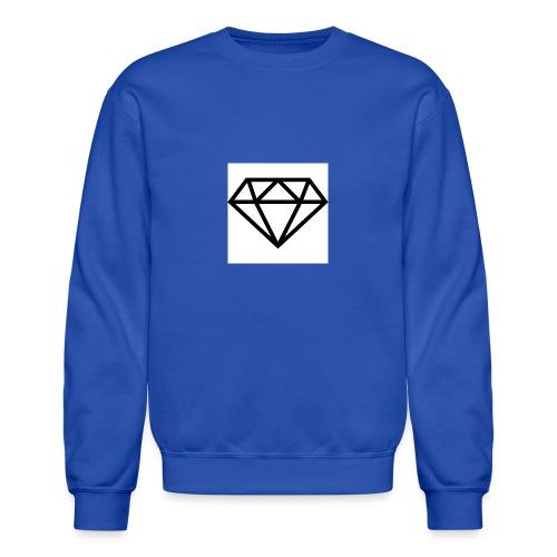 diamond outline 318 36534 - Crewneck Sweatshirt