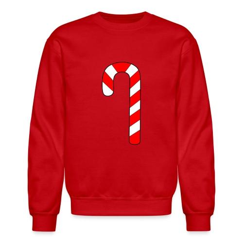 Candy Cane - Unisex Crewneck Sweatshirt