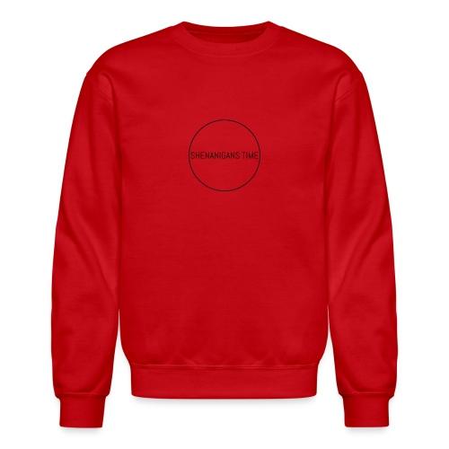 LOGO ONE - Unisex Crewneck Sweatshirt