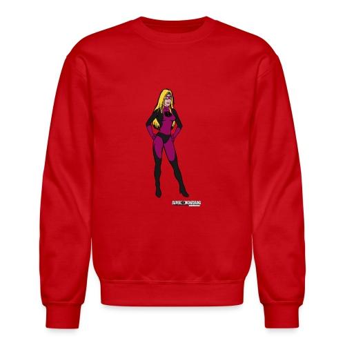 Superhero 5 - Crewneck Sweatshirt