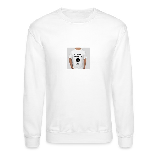 love myself - Crewneck Sweatshirt
