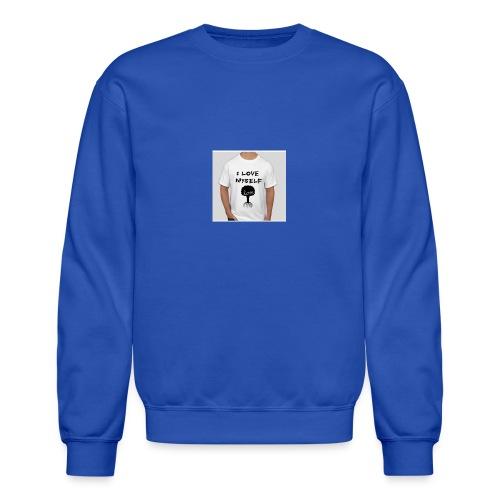 love myself - Crewneck Sweatshirt