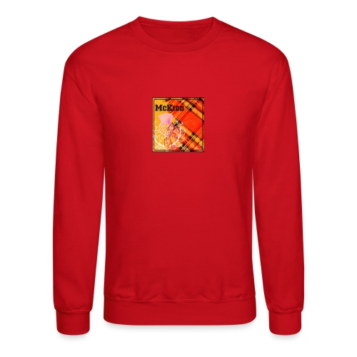mckidd name - Unisex Crewneck Sweatshirt