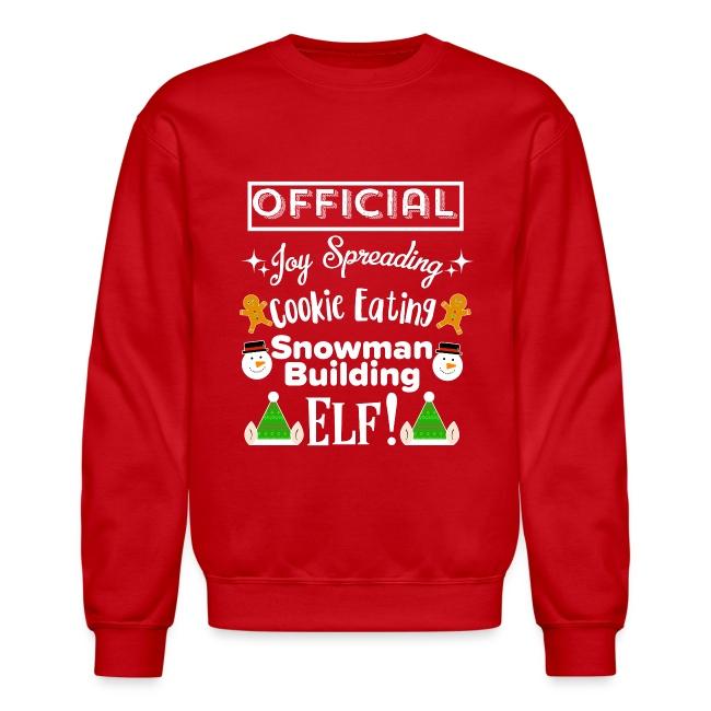 Christmas Design - Official Elf!