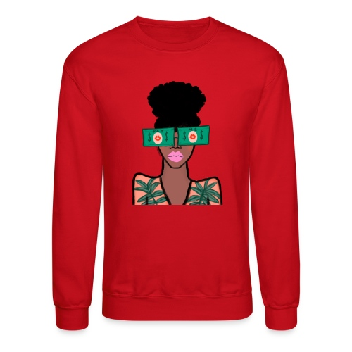 Pay Me - Unisex Crewneck Sweatshirt