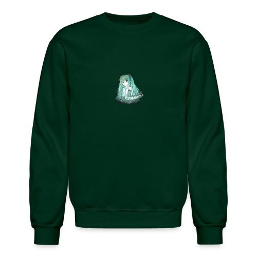 Summrrz Logo Transparent - Unisex Crewneck Sweatshirt