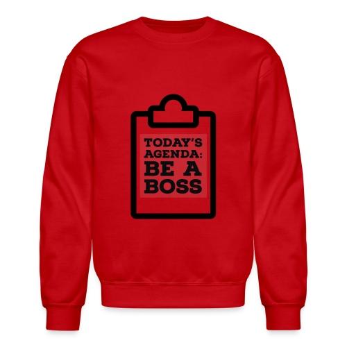 Agenda: Boss - Crewneck Sweatshirt
