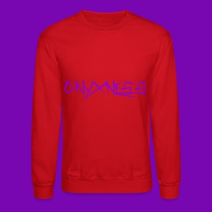 OnyxNess (Purple) - Crewneck Sweatshirt