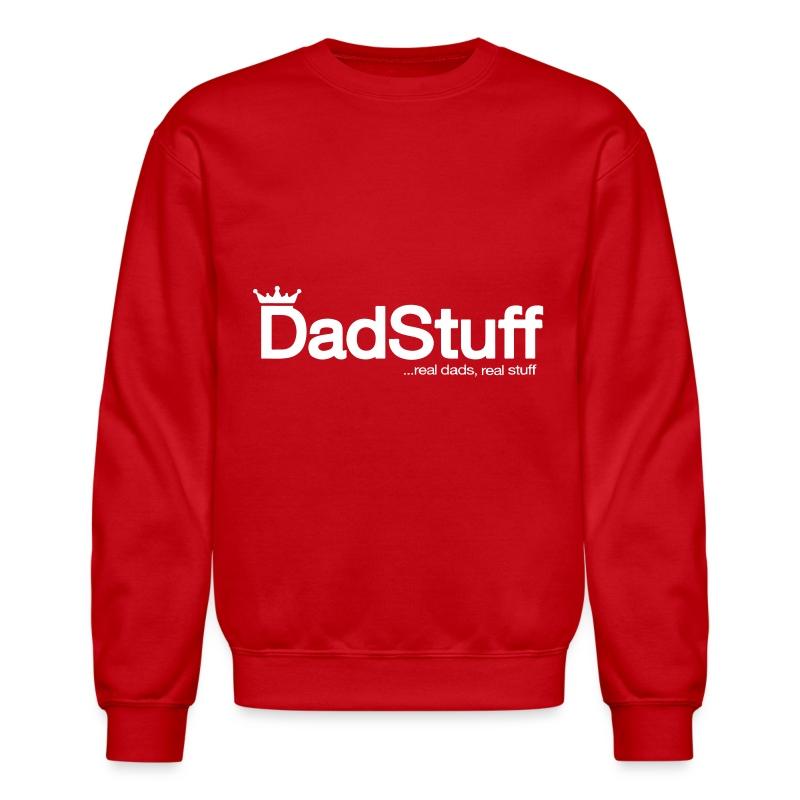 Dadstuff Full Horizontal - Crewneck Sweatshirt