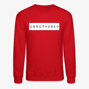 Simple Collection Unbothered - Crewneck Sweatshirt