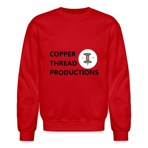Copper Thread Logo - Crewneck Sweatshirt