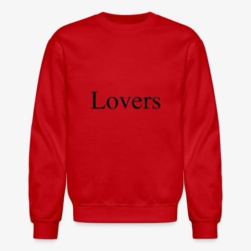 Lovers - Crewneck Sweatshirt