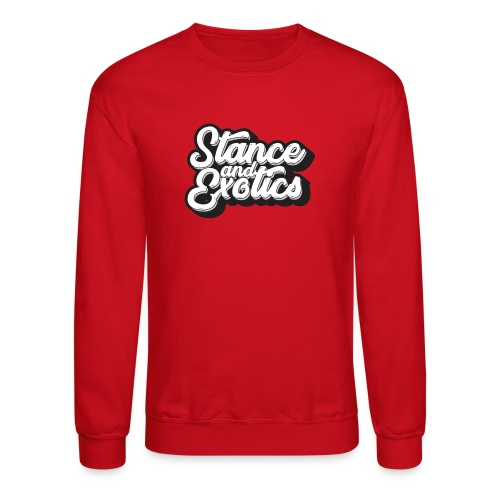 stanceandexotics - Crewneck Sweatshirt